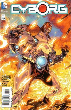Cyborg 11-A