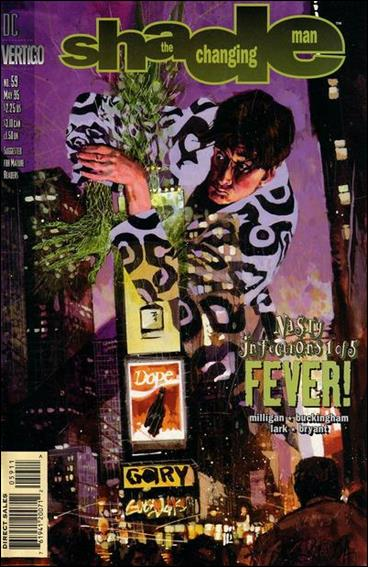 Shade, the Changing Man (1990) 59-A by Vertigo