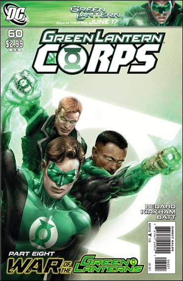 Green Lantern Corps (2006) 60-B by DC