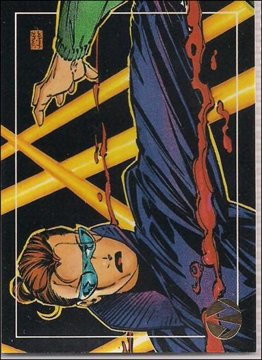 WildC.A.T.s: Set 1 (Base Set) 18-A by Topps