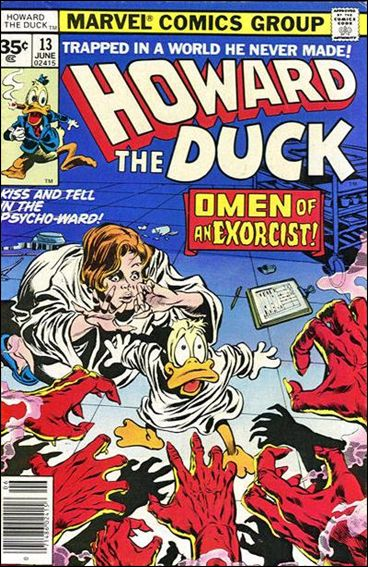 Howard the Duck (1976) 13-B by Marvel