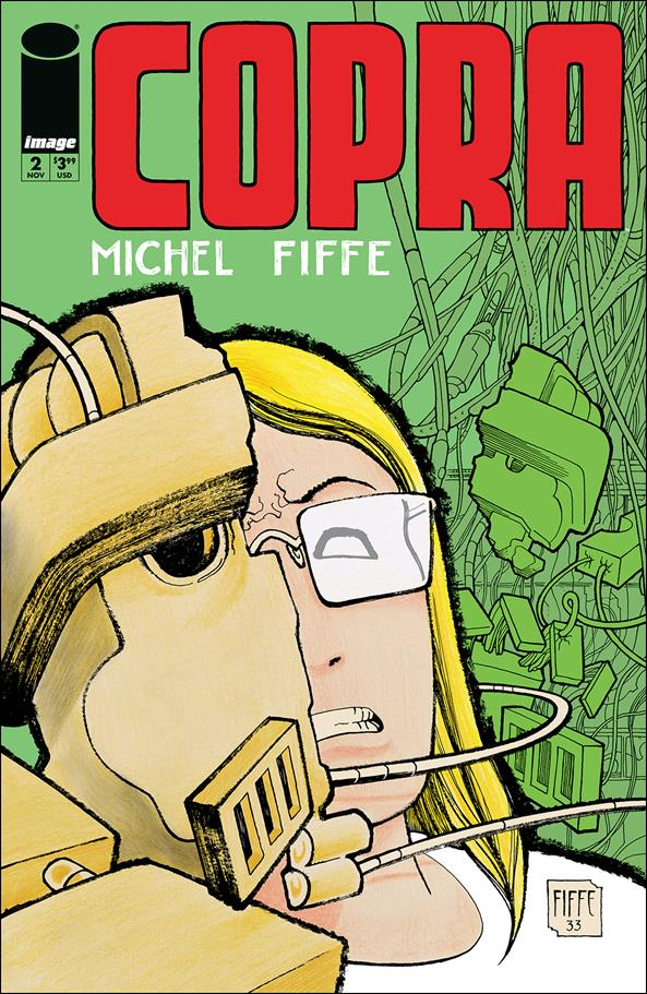 Copra (2019) 2-A by Image