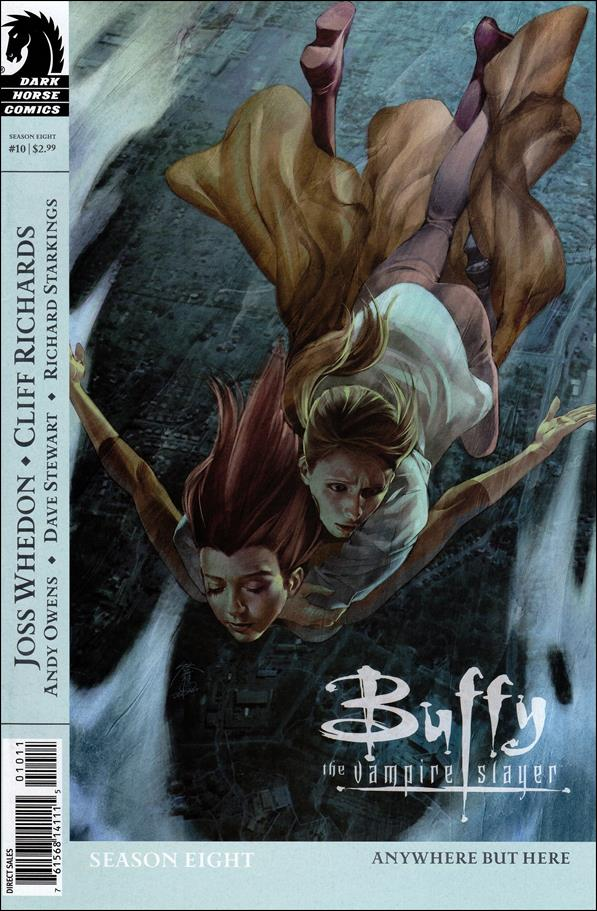 Buffy the Vampire Slayer Season Eight 10-A by Dark Horse