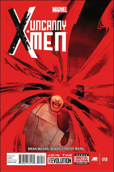 Uncanny X-Men (2013) 10-A by Marvel