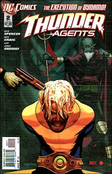 T.H.U.N.D.E.R. Agents (2012) 2-A by DC