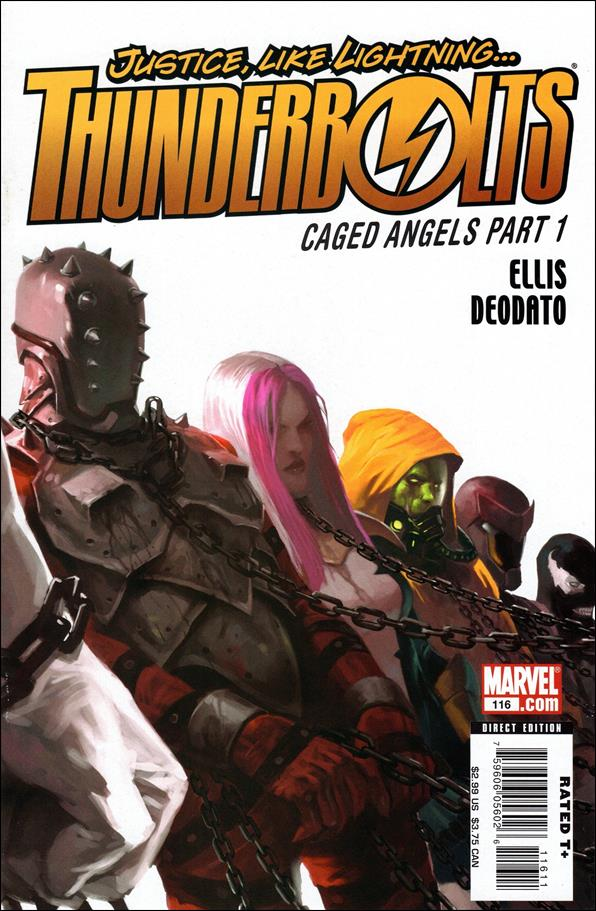 Thunderbolts (1997) 116-A by Marvel