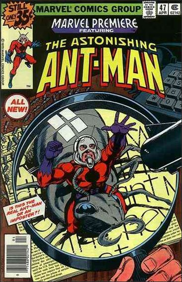 Marvel Premiere 47-A by Marvel