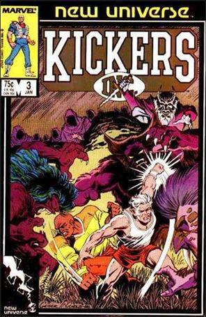 Kickers, Inc. 3-A