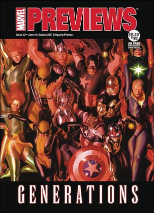 Marvel Previews (2015) 23-A