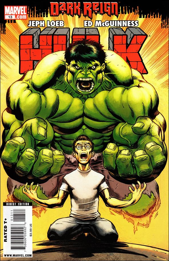 Hulk (2008)  13-A by Marvel