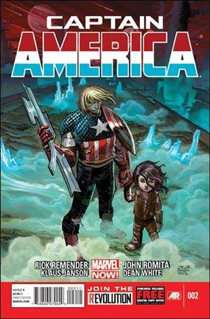 Captain America (2013) 2-A