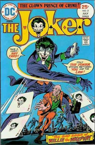 Joker 2-A by DC