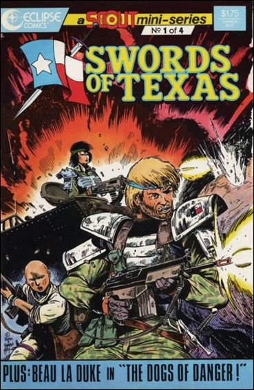 Swords of Texas 1-A by Eclipse