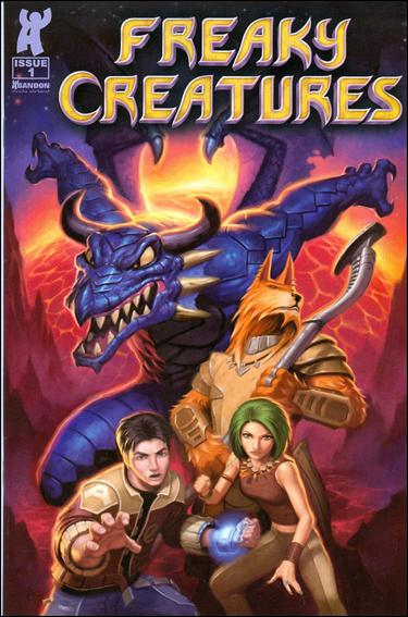 Freaky Creatures 1-A by Abandon Interactive Entertainment
