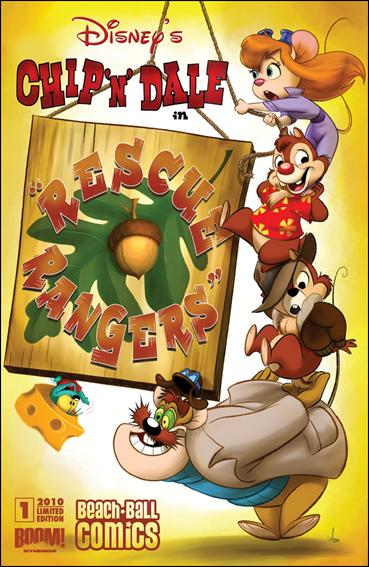 Chip 'n' Dale Rescue Rangers (2010) 1-D by Kaboom!