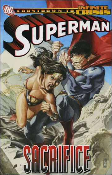 Superman: Sacrifice 1-A by DC