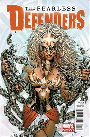 Fearless Defenders 3-B