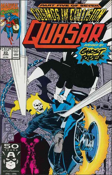 Quasar 23-A by Marvel