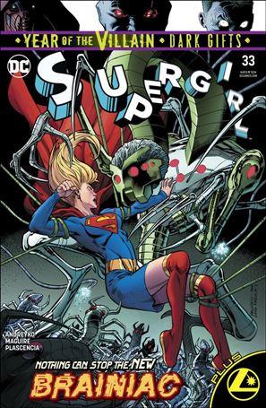 Supergirl (2016) 33-A