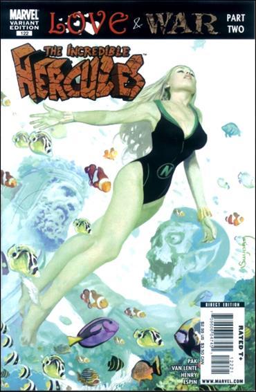 Incredible Hercules 122-B by Marvel
