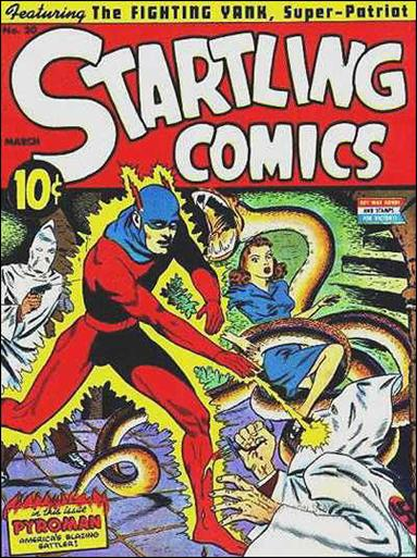 Startling Comics (1940) 20-A by Nedor