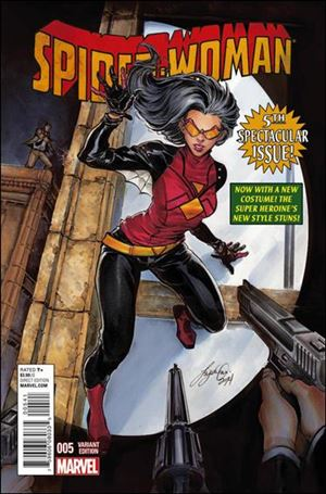 Spider-Woman (2015) 5-D