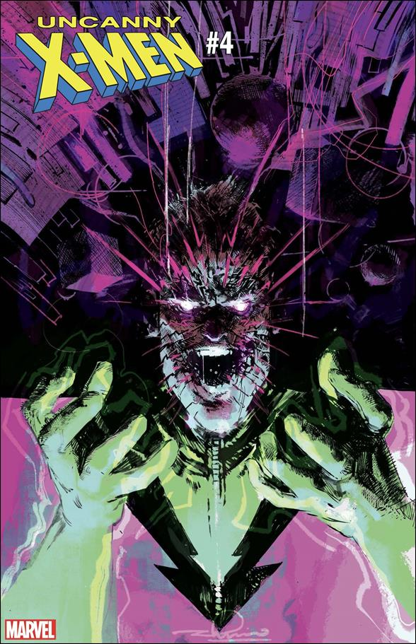 Uncanny X-Men (2019) 4-C by Marvel