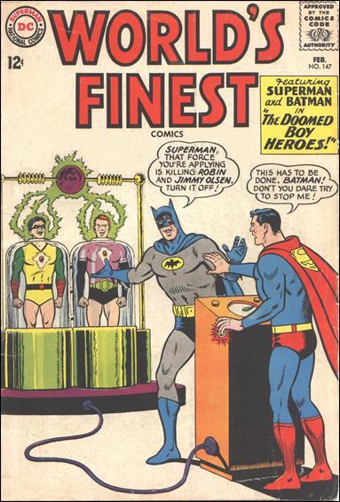 World's Finest Comics 147-A by DC