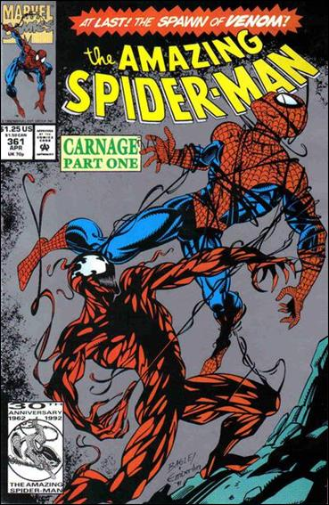 Amazing Spider-Man (1963) 361-B by Marvel
