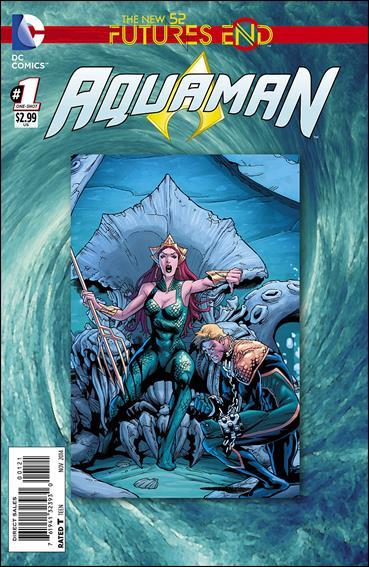 Aquaman: Futures End 1-B by DC