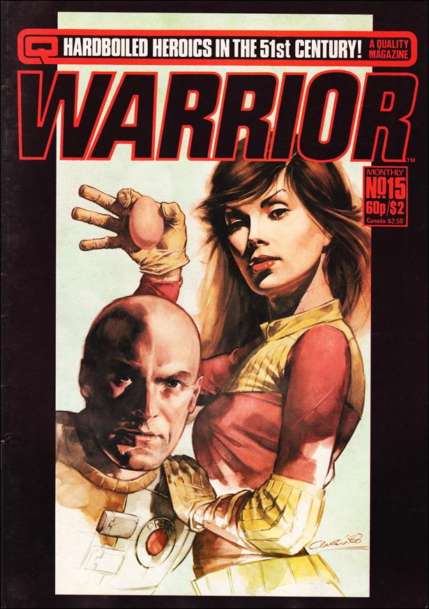 Warrior (UK) 15-A by Quality Communications