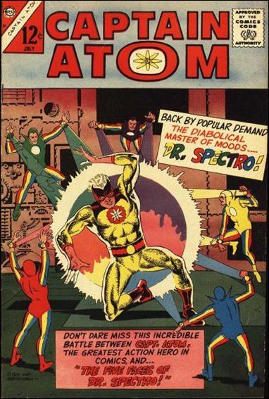 Captain Atom (1965) 81-A by Charlton