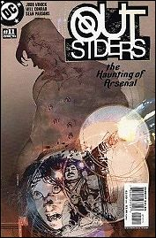 Outsiders (2003) 11-A by DC