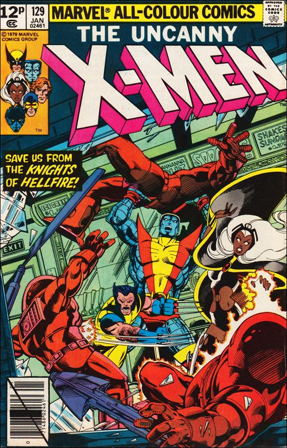 X-Men (1963) 129-B by Marvel