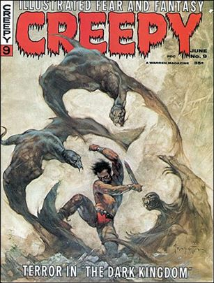 Creepy 9-A