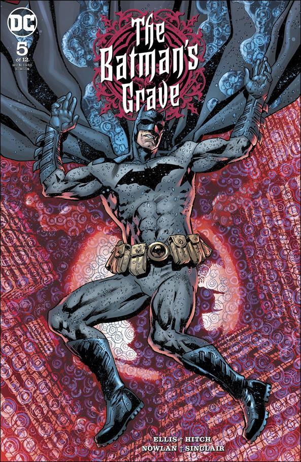 Batman's Grave 5-A by DC