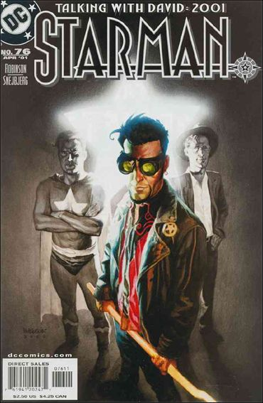 Starman (1994) 76-A by DC