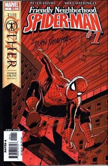 Friendly Neighborhood Spider-Man 1-C by Marvel