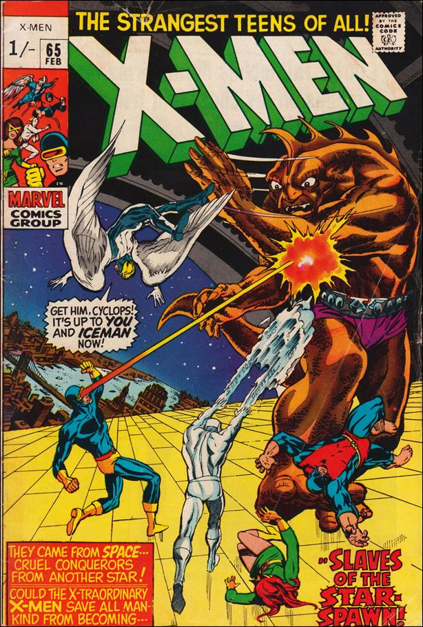 X-Men (1963) 65-B by Marvel