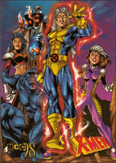 Marvel Creators Collection '98 (Base Set) 22-A by Fleer/SkyBox