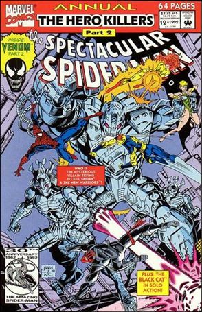 Spectacular Spider-Man Annual 12-A