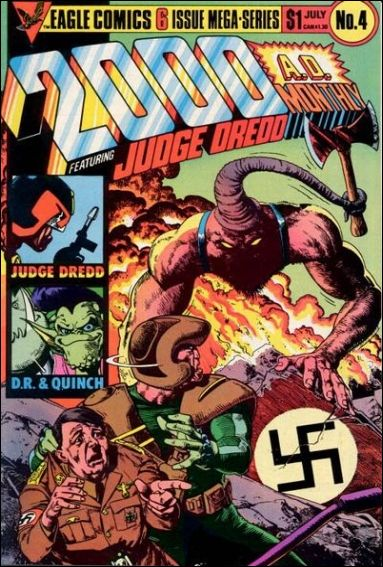 2000 A.D. (1985) 4-A by Eagle Comics