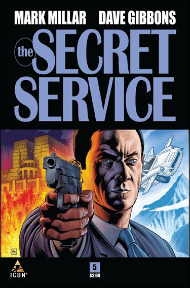Secret Service 5-A by Icon