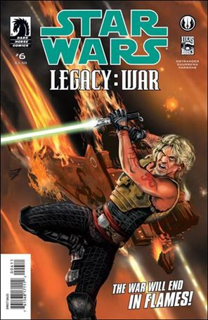 Star Wars: Legacy - War 6-A