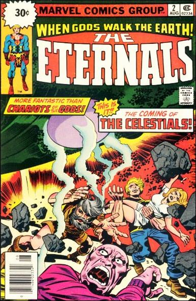 Eternals (1976) 2-C by Marvel