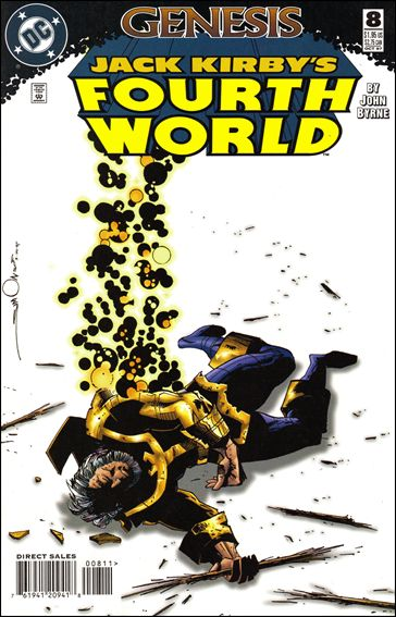 Jack Kirby's Fourth World 8-A by DC