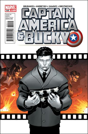 Captain America and Bucky 620-A by Marvel