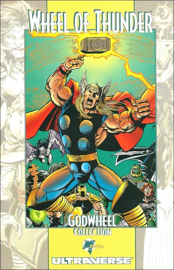 Godwheel: Wheel of Thunder nn-A by Malibu