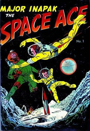 Major Inapak the Space Ace 1-A