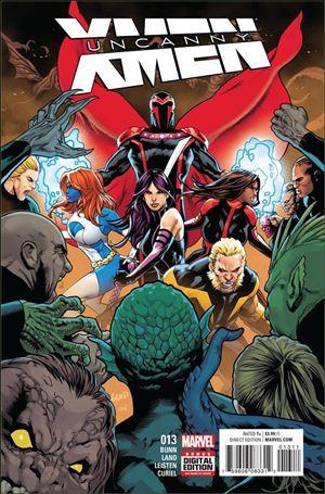Uncanny X-Men (2016) 13-A